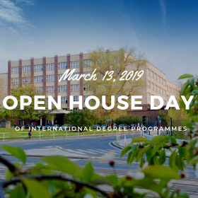 Open House Day of International Degree Programmes