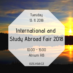 International & Study Abroad Fair 2018