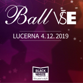 VŠE Ball 2019 /December 4th/