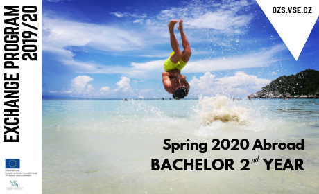 TheSpring 2020exchange offerfor the upcomingselection procedure for 2nd year Bachelor studentswas published.